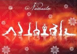 Namaste Christmas